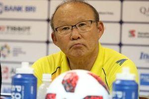 HLV Park Hang Seo: 'Tôi tự hào về các cầu thủ Việt Nam'