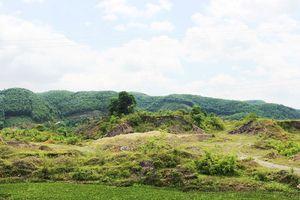 Hà Tĩnh: Báo động từ bãi thải công trình Ngàn Trươi- Cẩm Trang