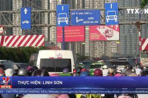 Ùn tắc nhiều giờ trên cầu Sài Gòn do tai nạn