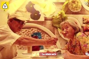 Ông chồng của năm: 59 năm chỉ đi ăn nhà hàng vì... vợ không biết nấu nướng