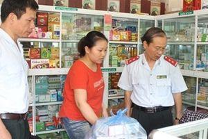 Phát hiện nhiều sai phạm trong kinh doanh thuốc tân dược