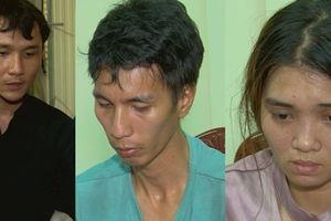 Bắt 3 nghi phạm đột nhập trộm tiệm vàng