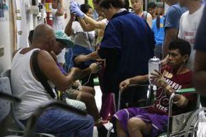 Bom tự chế phát nổ tại Philippines khiến hàng chục người thương vong