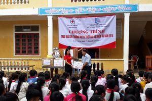 Nghệ An: Hỗ trợ trường học bị thiệt hại do thiên tai
