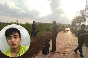 Huy động chó nghiệp vụ bắt tên cướp trốn 10 tiếng trong lau sậy