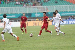 Toàn cảnh Olympic Việt Nam 1-3 Olympic Hàn Quốc: Chiến đấu quả cảm đến phút cuối