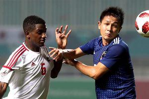 Olympic UAE - đối thủ 'dễ thở' với Olympic Việt Nam ở trận tranh HCĐ