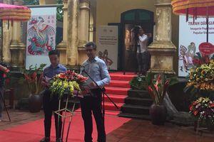 Nhiều hoạt động kỷ niệm Quốc khánh 2-9 tại Hoàng thành Thăng Long