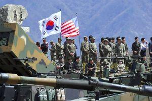 Mỹ tuyên bố nối lại các cuộc tập trận quân sự với Hàn Quốc