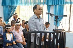 VKSND huyện Krông Năng kháng nghị vụ công an đánh chết dân