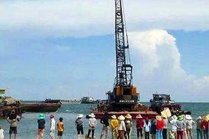 Ngưng dự án nạo vét, Bình Thuận trả lại công ty 2,7 tỉ đồng