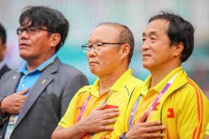 HLV Park Hang-seo:'Olympic VN sẽ làm tất cả để bù đắp cho CĐV'