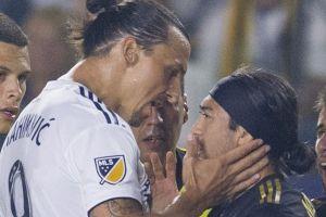 'Tát yêu' Lee Nguyễn, Ibra đối diện án phạt từ ban tổ chức MLS