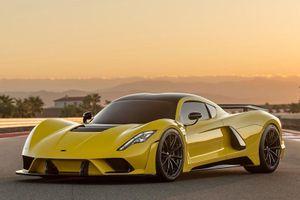 Đây là siêu xe nhanh nhất với động cơ lên đến 1.600 mã lực