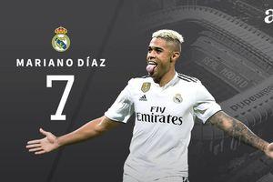 Áo số 7 của Ronaldo ở Real Madrid tìm được chủ nhân mới