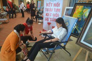LĐLĐ tỉnh Lâm Đồng tổ chức hiến máu tình nguyện