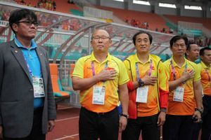Olympic Việt Nam thua Hàn Quốc: Thầy Park có đáng trách?
