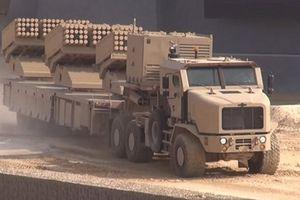 UAE mua pháo phản lực khủng nhất thế giới để chống Houthi