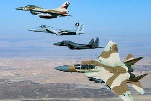 5 vũ khí không quân Israel thống trị Trung Đông