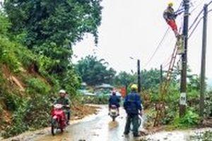 Khẩn trương đối phó và khắc phục hậu quả mưa, lũ