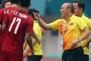 Báo UAE nói gì khi đội nhà tranh HCĐ với Olympic Việt Nam?