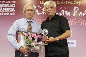 Giải thưởng Bùi Xuân Phái: Lan tỏa tình yêu Hà Nội