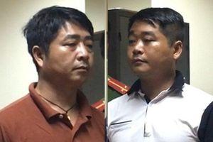 Hai giám đốc bị bắt vì nhập khẩu phế liệu trái phép vào Việt Nam