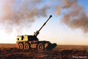 Kỳ thú khẩu pháo tự hành Nam Phi trong biên chế Quân đội UAE