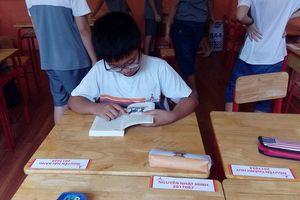 Đưa văn hóa đọc vào các giờ học ở trường THCS