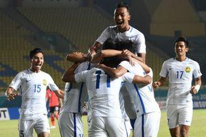 Malaysia gọi 9 cầu thủ U.23 chuẩn bị đối đầu với tuyển Việt Nam ở AFF Cup 2018