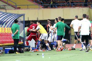 ASIAD 2018: Vụ đánh nhau với cầu thủ Malaysia vẫn 'ám ảnh' UAE