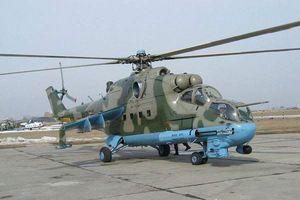Rơi trực thăng quân sự ở Ethiopia, 18 người chết