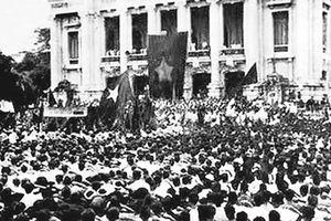 Cách mạng Tháng Tám trong mắt bạn bè quốc tế