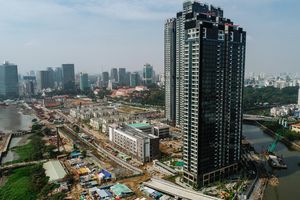 Gần 6 tỷ USD dòng vốn FDI đổ vào bất động sản trong 8 tháng