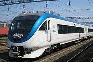 Chuyến tàu khảo sát tuyến đường sắt liên Triều bị tạm dừng