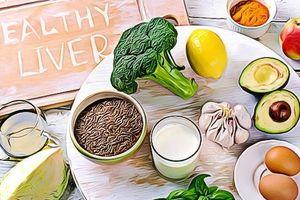Thực phẩm nào tốt cho gan?