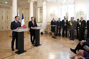 TT Pháp tưởng tượng 'mô hình quốc phòng EU - Nga' trong tương lai