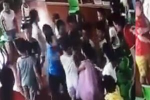 Đình chỉ 3 cô giáo trong vụ trẻ mầm non bị 'đánh hội đồng'