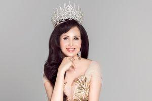 Hoa hậu Diệu Hoa: 'Phụ nữ muốn đẹp và giỏi, hãy gạt bỏ sự đố kỵ, nhỏ nhen'