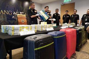 Cựu sếp tình báo Malaysia bị điều tra tham nhũng