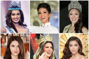 Mùa hoa hậu đến rồi, nắm ngay lịch chung kết của 6 đấu trường lớn nhất hành tinh để cổ vũ nhan sắc Việt
