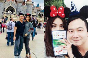 1 tháng nữa mới làm đám cưới, Lan Khuê và chồng đại gia đi Pháp tận hưởng honeymoon sang chảnh