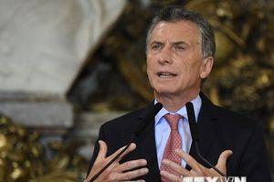 IMF nhất trí đẩy nhanh tiến độ giải ngân gói viện trợ cho Argentina