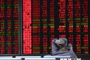 Căng thẳng thương mại, chứng khoán Trung Quốc giảm điểm liền 3 ngày