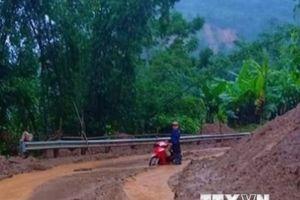 Nhiều thôn bản của Thanh Hóa bị cô lập hoàn toàn do mưa lũ