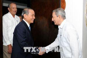 Đà Nẵng tìm kiếm cơ hội phát triển quan hệ với Cuba