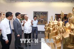 Triển lãm tác phẩm mỹ thuật, nhiếp ảnh được tặng Giải thưởng Hồ Chí Minh, Giải thưởng Nhà nước năm 2016