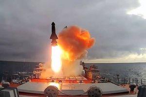Hạm đội phương Bắc của Nga tập trận ở Địa Trung Hải