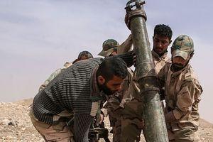 Quân đội Syria đánh sập mặt trận IS tại Sweida