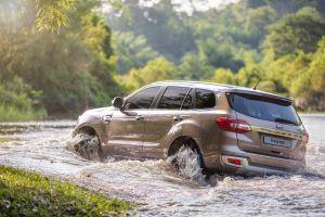 Ford ra mắt phiên bản Ford Everest mới, giảm giá nhiều nhất tới 500 triệu đồng